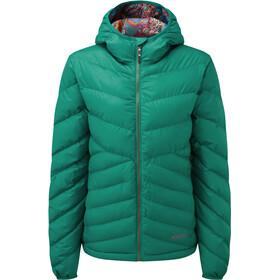 Sherpa Annapurna Kapuzenjacke Damen pokhari green